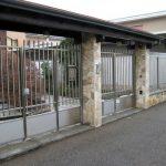 Cancelli e recinzioni in ferro battuto